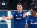 亚历山大-阿诺德 英超 2019/2020 利物浦 VS 埃弗顿 精彩集锦