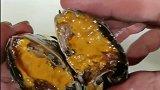 """江苏名菜之一""""醉蟹"""",味道鲜美制作方便,有没有喜欢吃这个的"""