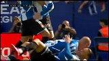 打破僵局!德托马斯抢点攻破皇马球门 西班牙人一球领先
