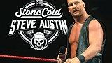 上一个拯救WWE收视率的人叫奥斯丁 后辈们好好看看冷石是怎么做的吧!