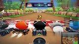 跑跑卡丁车:单人GP个人赛,氮气容易不足,考验漂移技术