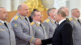 俄总统解除9名将军职务  军队反腐败任重道远
