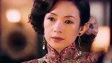 章子怡和蒋雯丽,谁的旗袍装更惊艳?我却被袁泉的一个回眸锁定了