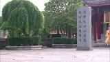 少林寺传奇藏经阁师叔向徐子豪传授武功,他很激动