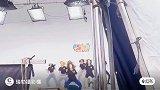硬糖少女303芒果tv《音乐玩家》路透