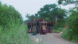《乞丐皇帝》朱元璋集中兵力乘胜追击,彻底摧毁张士诚军队的士气