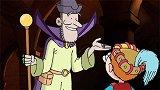 百变马丁第三季:马丁终于知道解除魔法的方法,他要回去救罗娜了