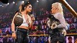 """NXT第616期:弗兰琪亮相叫板冈萨雷斯 红蓝女子冠军""""回家"""""""