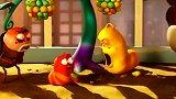 爆笑虫子:臭屁虫吃了一种果子,买想到自己被毒害