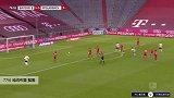 格纳布里 德甲 2020/2021 拜仁慕尼黑 VS 门兴格拉德巴赫 精彩集锦