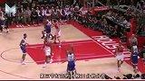 不给东道主面子!詹姆斯在休斯敦夺走麦迪的全明星MVP篮球