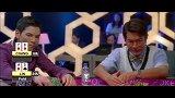扑克王:刘青云演技炸裂,赌博讲究气势,桌上筹码堆成小山!