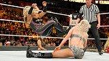WWE-17年-2017冠军争霸大赛:SD女子冠军包围赛 夏洛特VS娜塔莉亚-单场