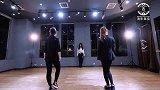 我们一直在模仿杰克逊的舞蹈,差点就超越。
