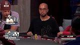 德州扑克:QQ太能顶了吧!毒王直接抬走两家!
