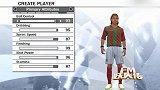 《FM妖人传》-最强球员模板马德拉 只存在于游戏中的天皇巨星