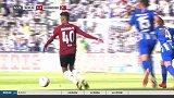 第3分钟汉诺威96球员马尼亚射门