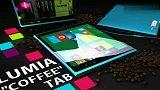 诺基亚Windows8概念平板