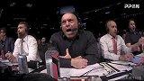 UFC豪尔赫KO费尔德一瞬间 数据台嘉宾全部震惊