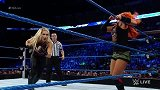 WWE-16年-SD第884期:女子单打赛贝基林奇VS娜塔莉亚-全场