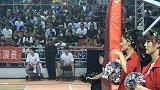 【PP体育在现场】国青两大核心现身 VIP座观战CUBA决赛