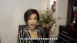 刘晓庆挑战京剧造型,青衣扮相眼神好勾人,状态好到不似岁