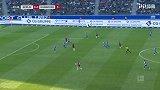 第50分钟汉诺威96球员穆斯利亚射门