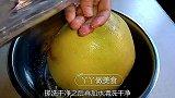 """丫丫与你分享""""蜂蜜柚子茶""""的做法,自制无添加,做法还简单"""