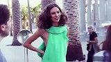 视觉-20130123-名气超模KK登Vogue2013年变身美艳小蜜蜂