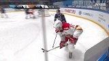 2018-19赛季KHL常规赛第22轮 海军上将3-2北京昆仑鸿星