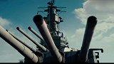 二战时期超级巨无霸极速漂移,大口径炮弹疯狂轰炸!爆炸输出!