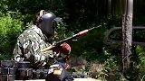 武器测试:连续射击AK-47直到冒烟无法射击!看看这后坐力