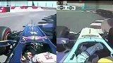 F1赛车和GP2赛车的差距