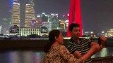 夜上海,你是一个不夜城,喜欢你的灯光璀璨!