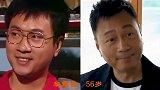 TVB小生今昔对比,吕颂贤越老越帅气,郭晋安容颜大变认不出
