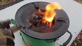 这种火炉哪里能买到?携带方便火力猛,太实用了