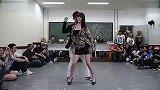 搞笑-20120326-山寨刘谦搞笑热舞!华人男调戏白妞版本Trouble.Maker