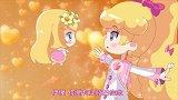 小花仙TV2:黑暗之门被打开,伊瞳激发出能量,变成了花仙使者