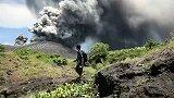 pptv旅游频道在前线 火山
