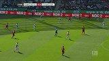 德甲-1516赛季-联赛-第2轮-第15分钟射门 汉诺威96禁区外爆射被扑出-花絮