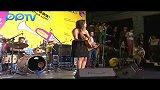 2011夏至音乐日-PPTV独家呈现法国2010新人奖女歌手乔伊丝乔纳森献歌