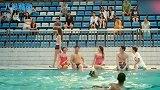 陈乔恩游泳身材大曝光,简直惊为天人,难怪小9岁的艾伦心动不已