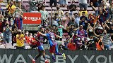巴萨官网 :上座率逐步提升 26543名球迷来到诺坎普观战