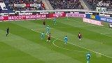 第51分钟汉诺威96球员贝布进球 汉诺威962-0弗赖堡