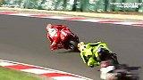 盘点摩托GP历史5大撞线瞬间 不到最后一刻绝不分胜负