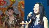 88年春晚演员今昔,赵丽蓉第一次登台,毛阿敏一夜红遍大江南北