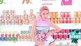 刘阡羽劲歌热舞燃爆全场  拍《SODA》MV花26小时
