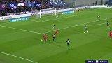 第3分钟佛罗伦萨球员凯文·博阿滕射门 - 被扑