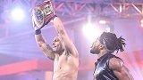 NXT第644期:埃斯科巴挑战斯科特北美冠军头衔 梅洛兑现合约成功加冕