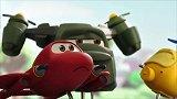 小飞机卡卡:小飞机好开心,这么多美食,都是大家的